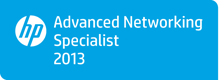 Advanced Networking Specialist 2013